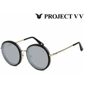 PROJECT VVプロジェクトVV サングラス メンズ  レディース VV QUINCE BSM