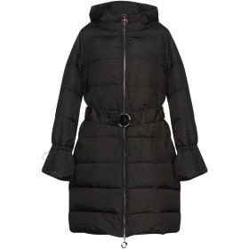《期間限定 セール開催中》CAVALLI CLASS レディース ダウンジャケット ブラック 38 ポリエステル 100%
