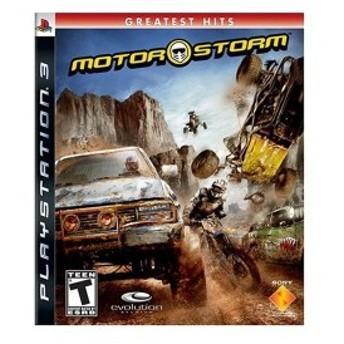 - MotorStorm PS3 (輸入版)