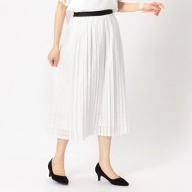[マルイ]【セール】シアープリーツスカート/コムサイズムレデイス(COMME CA ISM)