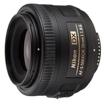 35mm Nikon ニコンDXフォーマット専用 f/1.8G NIKKOR AF-S DX 単焦点レンズ