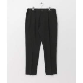 【50%OFF】 アーバンリサーチ URBAN RESEARCH Tailor サッカーパンツ メンズ BLACK S 【URBAN RESEARCH】 【セール開催中】