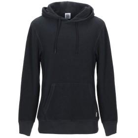《セール開催中》LIFE SUX メンズ スウェットシャツ ブラック S コットン 100%