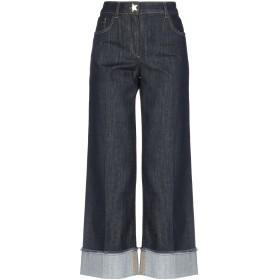 《セール開催中》BOUTIQUE MOSCHINO レディース ジーンズ ブルー 38 コットン 98% / 指定外繊維 2%