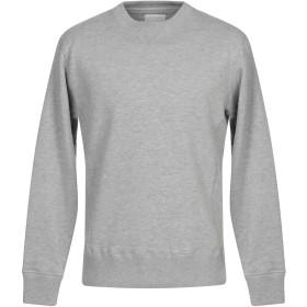 《期間限定セール開催中!》MINIMUM メンズ スウェットシャツ ライトグレー L コットン 86% / ポリエステル 14%