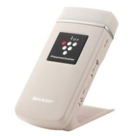 高濃度プラズマクラスター IG-CM1-C ベージュ系 25000搭載 モバイルタイプ イオン発生機