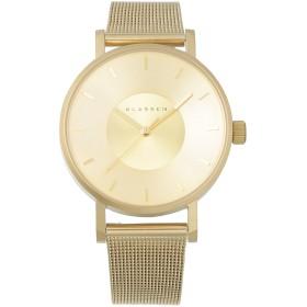 【50%OFF】Volare Gold 36mm メッシュベルト 腕時計 ゴールド