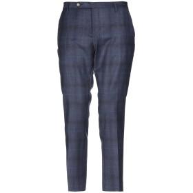 《期間限定セール開催中!》ENTRE AMIS メンズ パンツ ダークブルー 38 バージンウール 99% / ポリウレタン 1%