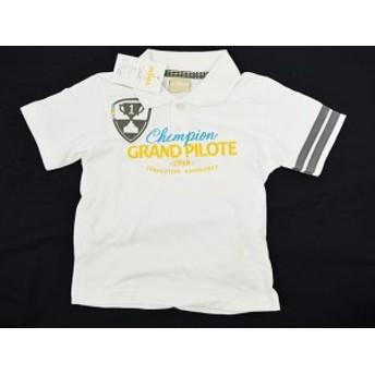 【中古品】milon ポロシャツ サイズ1 ベビー服