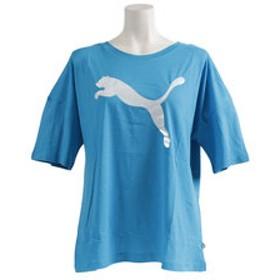 【Super Sports XEBIO & mall店:トップス】SUMMER 半袖Tシャツ 844225 28 BLU