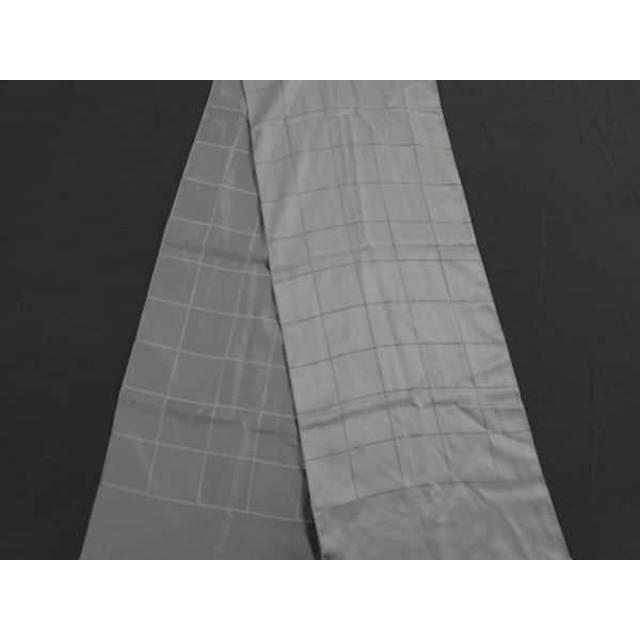 【中古】 グッチ GUCCI スカーフ 美品 グレー