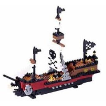 ナノブロック NBM-011[NBM011] 海賊船