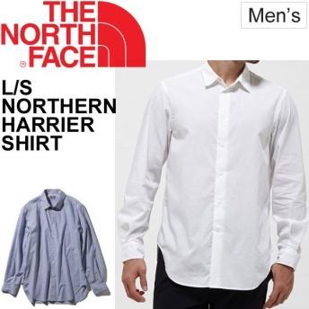 長袖シャツ メンズ ノースフェイス THE NORTH FACE ロングスリーブノーザンハリアーシャツ アウトドア カジュアル ビジネス 男性 /NR11953