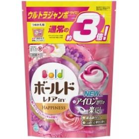 ボールド 洗濯洗剤 ジェルボール3D 癒しのプレミアムブロッサムの香り 詰め替え ウルトラジャ