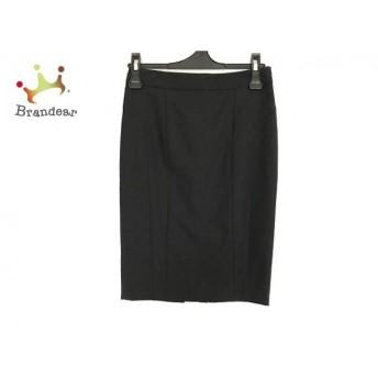 ルシェルブルー LE CIEL BLEU スカート サイズ34 S レディース 美品 黒 スペシャル特価 20190812