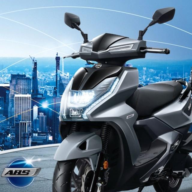 SYM三陽機車 FNX 125 ABS 六期雙碟 2020新車_牌險全包(下訂後不需另外繳交款項)