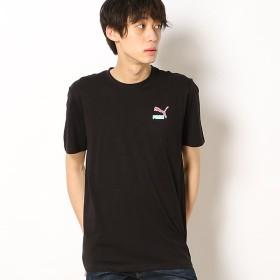 [マルイ]【セール】【プーマ/PUMA】メンズSSシャツ(GRAPHIC HANDWRITING SS Tシャツ)/プーマ(PUMA)