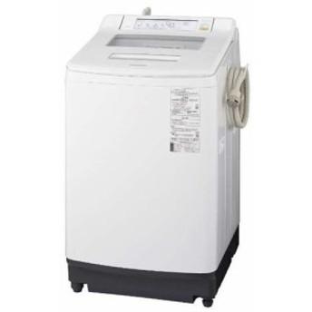 パナソニック NA-JFA806-W 全自動洗濯機 洗濯8kg クリスタルホワイト (NAJFA806W)