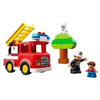 レゴ デュプロ 光る!鳴る!消防車 おもちゃ おもちゃ・遊具・三輪車 ブロック・パズル・おえかき (61)