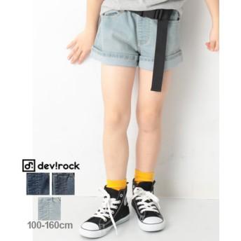devirock デビロック デニムショートパンツ キッズ