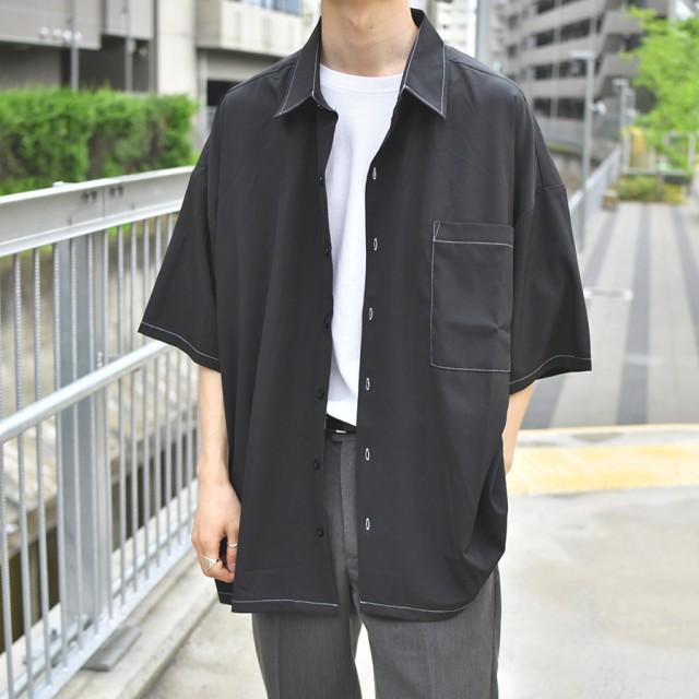 シャツ - kutir 【kutir】ウルトラルーズ半袖シャツ
