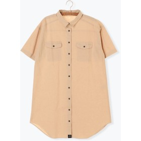 【5,000円以上お買物で送料無料】■CPOシャツチュニック