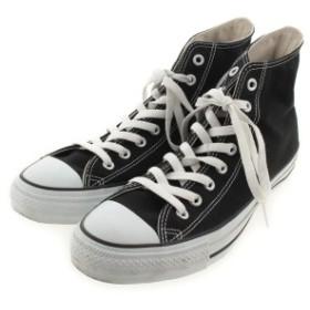 CONVERSE  / コンバース メンズ シューズ 色:黒x白 サイズ:27.5cm