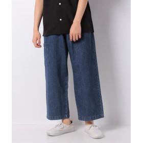 And A Lee /リー BAGGY EASY PANTS / バギーイージーパンツ / LM8467 メンズ ダークインディゴ M 【And A】