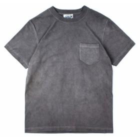 メンズ 草木染め Tシャツ tee