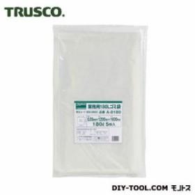 トラスコ 業務用ポリ袋  180L A-0180 5 枚