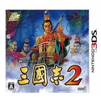 三國志2 3DS) - 3DS[4988615068096](Nintendo