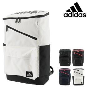 アディダス リュック 24L メンズ レディース adidas-55853 adidas | リュックサック スクエア デイパック B4 通学 スクールバッグ 部活