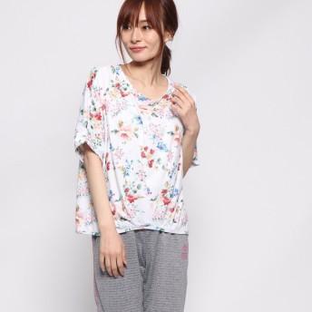 イグニオ IGNIO レディース 半袖Tシャツ IG-9C21739TS