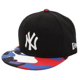 ニューエラ(NEW ERA) Child 9FIFTY カラーカモ ニューヨーク・ヤンキース 11901145 (Jr)