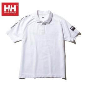 ヘリーハンセン HELLY HANSEN ポロシャツ メンズ ショートスリーブチームポロ HH31914 W