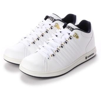 ケースイス KSWISS KSL 01 (White/Navy/Gold)