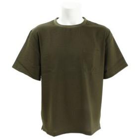 パワー・トゥ・ザ・ピープル(POWER TO THE PEOPLE) 総柄Tシャツ 9512128-31KHA (Men's)