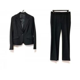 【中古】 アンタイトル UNTITLED レディースパンツスーツ サイズ3 L レディース 黒