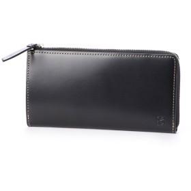 キプリス ウィメンズ CYPRIS Women's セーリオ L字ファスナーコンパクト長財布 (ブラック)