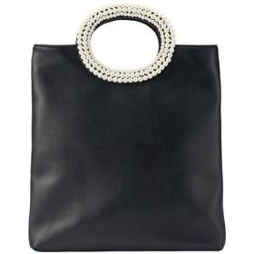 40%OFFキレイめ2Wayバッグ(A4対応)(フォーマル・卒業式・入学式) - セシール ■カラー:ブラック