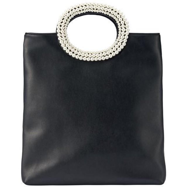 50%OFFキレイめ2Wayバッグ(A4対応)(フォーマル・卒業式・入学式) - セシール ■カラー:ブラック