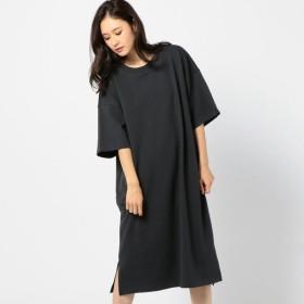 [マルイ]【セール】厚手ゆるTシャツワンピース/アンレリッシュ(UNRELISH)