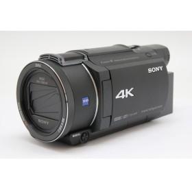 【中古】 【美品】 ソニー デジタル4Kビデオカメラレコーダー FDR-AX60 B ブラック