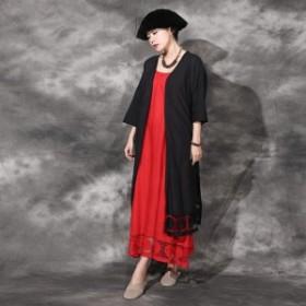 女性刺繍花柄シャツ2018春新ベルト七ヴィンテージソリッドカラーブラウス中国スタイルのコットンリネンシャツ