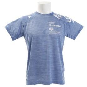 デサント(DESCENTE) ブリーズプラスTシャツ DMMNJA62 BLM (Men's)