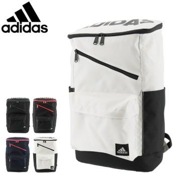 アディダス リュック 24L メンズ レディース adidas-55853 adidas | リュックサック スクエア デイパック B4 通学 スクールバッグ 部活 [PO10]