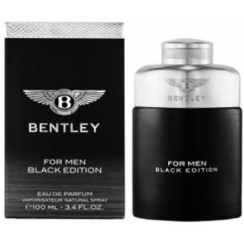 ベントレー BENTLEY ベントレー フォーメン ブラック エディション オードパルファム EDP SP 100ml 【香水】【激安セール】【在庫あり】