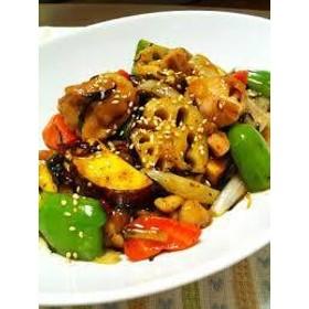 鶏と根菜のうま辛煮 1kg