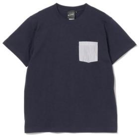 [マルイ] 【SPECIAL PRICE】BEAMS T / Check Pocket Tee/ビームス(BEAMS)