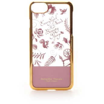 サマンサタバサプチチョイス ディズニーコレクション「眠れる森の美女」シリーズ iphone-6-8ケース ピンク